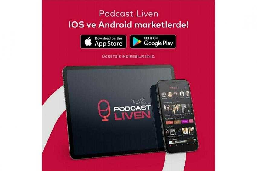 PODCAST LİVEN,